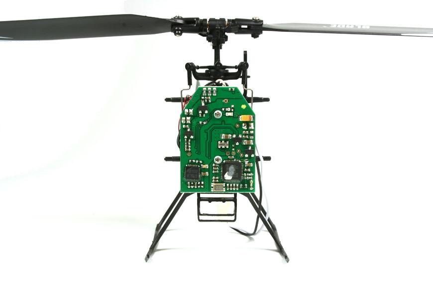 Blade Nano CPX BNF - Blick auf die Elektronik