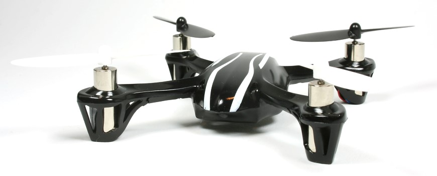 Hubsan X4 H107 Mini RC Quadrocopter