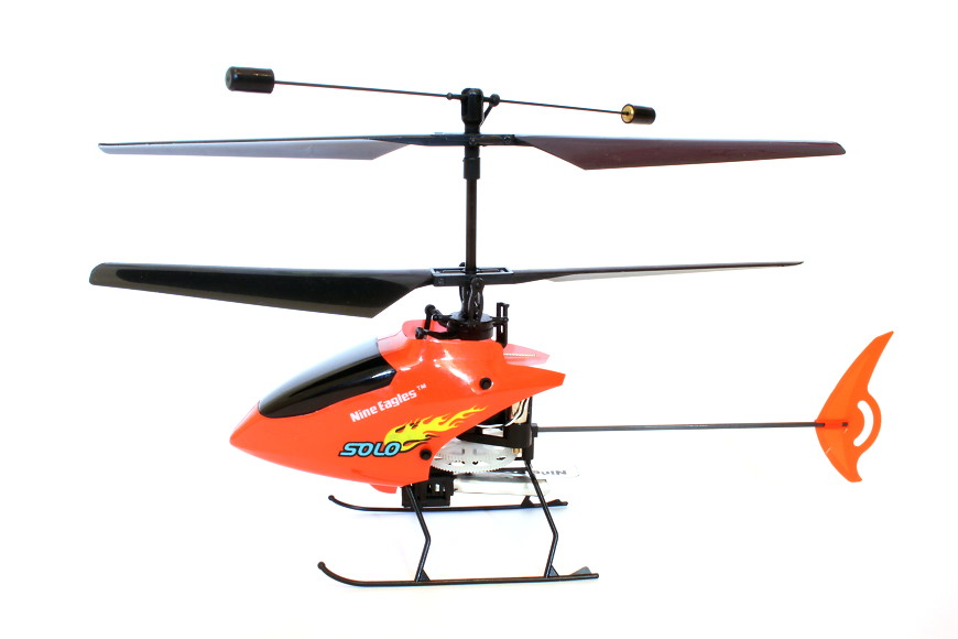 4-Kanal Koaxial Helikopter Solo