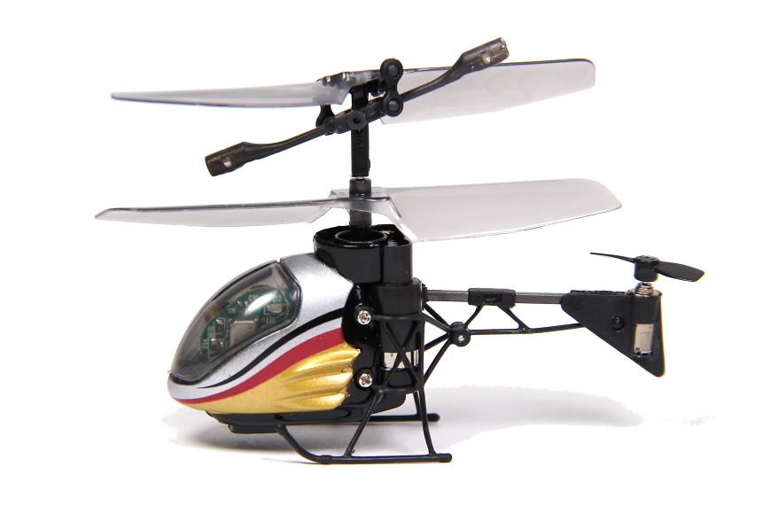 Silverlit Nano Falcon - der kleinste RC Helikopter der Welt!