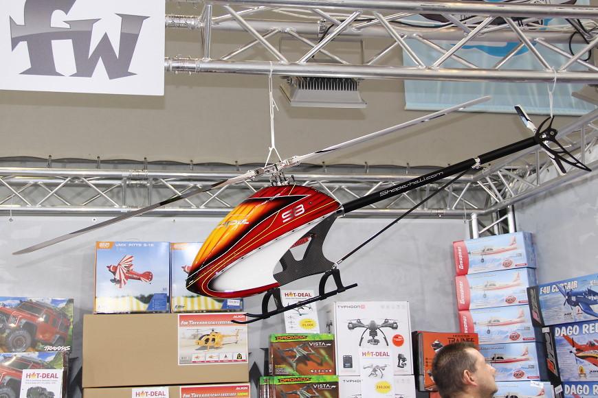 Faszination Modellbau 2017 Friedrichshafen: Freakware Stand