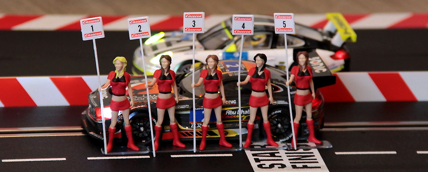 Grid Ladies Girls Carrera 20021123